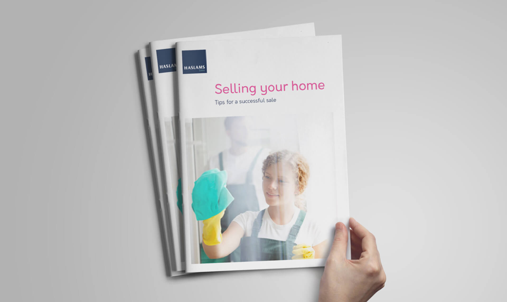 Haslams Selling your home guide